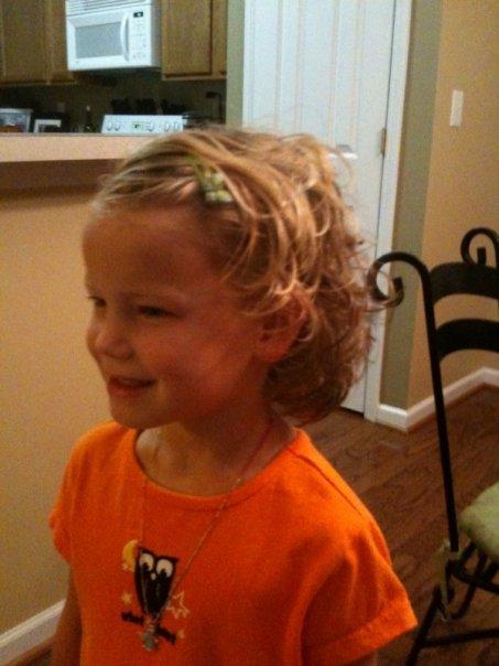 Emma's Hair